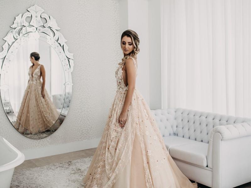 O dia da noiva perfeito no salão de beleza Maison 31 em Porto Alegre