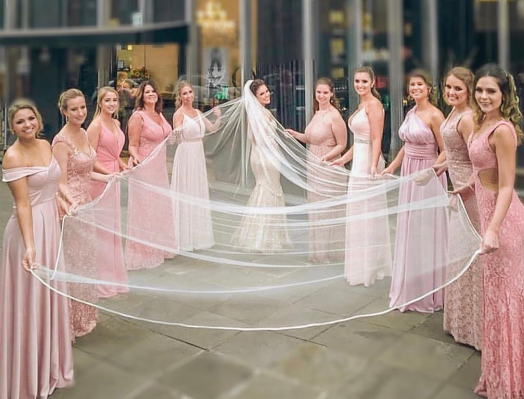 Imagem - O famoso Dia da Noiva dos Sonhos no salão de beleza Maison 31