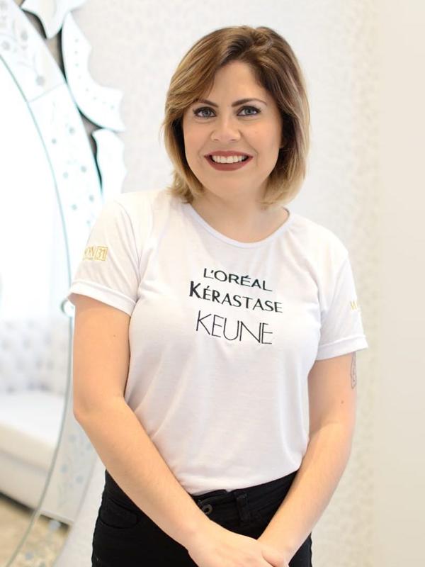 Profissional Kérastase e Diagnóstico Capilar - Eliandra Lopes