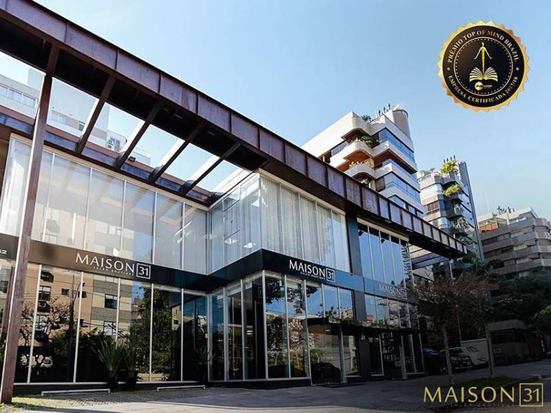 Imagem - Salão de beleza Maison 31 é indicada ao Prêmio Top Of Mind Brazil