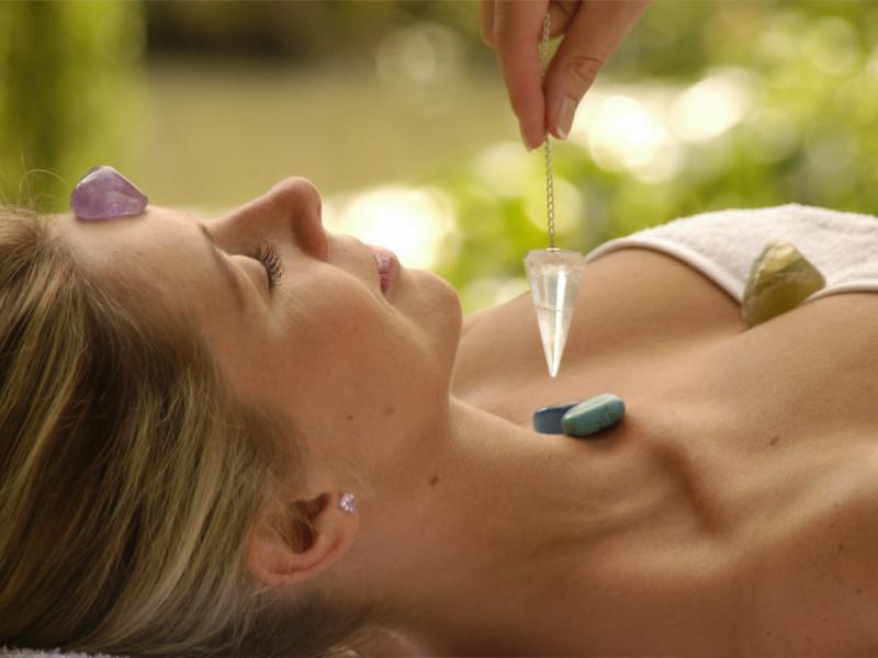 Imagem - Terapia de cristais